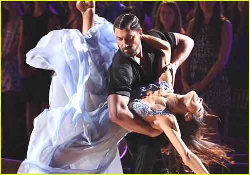 Maksim Chmerkovskiy And Meryl Davis Reunite For Night Out: Watch ALL Of Meryl Davis & Maksim Chmerkovskiy's Dances