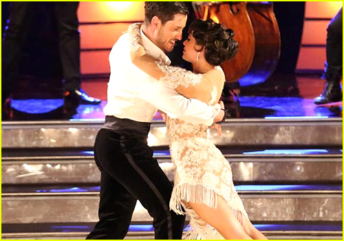 dwts 19 week 6 val and janel still dating